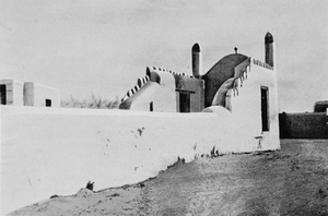 Tomb of Eve - The tomb of Eve in 1913.