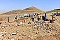 Excavations, Qalat-i Dinka, Peshder Plane Project, Sulaymaniyah Governorate. Iraqi Kurdistan.jpg