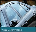 Exemplary tuned Mercedes-Benz E-Class 4-door in London @ The Four Seasons Hotel Canary Wharf. What a great car! Enjoy the quality lines! ) (4657519171).jpg