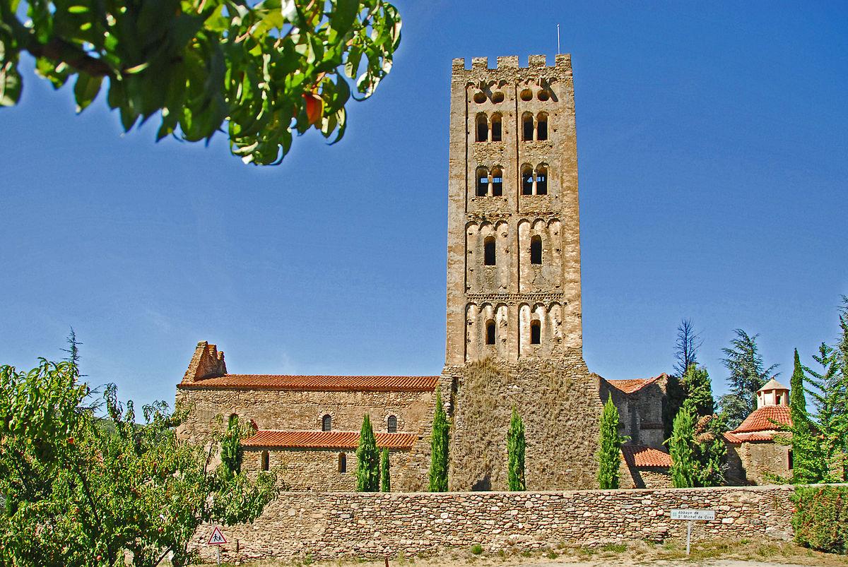 Abbaye Saint-Michel-de-Cuxa – Wikipedia