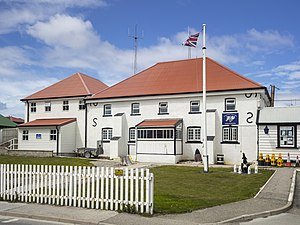 Royal Falkland Islands Police - Royal Falkland Islands Police Headquarters, Stanley