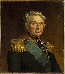 Portrait of Fabian Gottlieb von der Osten-Sacken (1752-1837)