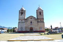 San Lucas Evangelista Church