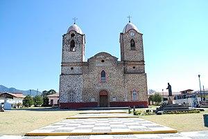 Aporo, Michoacán - San Lucas Evangelista Church