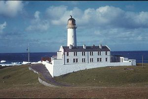Fair Isle - Fair Isle South light