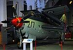 Fairey Gannet, Imperial War Museum, Duxford. (31061781436).jpg