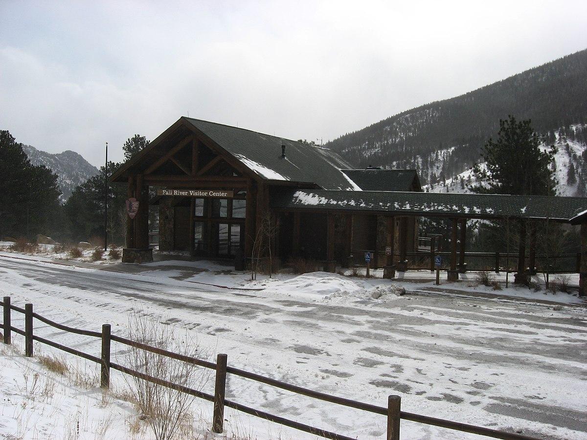File:Fall River Visitor Center.jpg - Wikipedia
