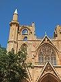 Famagusta Saint Nicholas Cathedral Lala Moustapha Pascha Mosque 02.jpg
