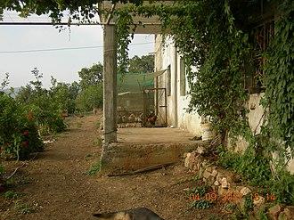 Jbaa - Farmer House in Jbaa