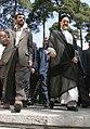Farewell ceremony of Mohammad Khatami (5 8405120263 L600).jpg
