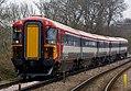 Farewell to 442402 Beckenham Junction to London Victoria 1Z43 approaching Beckenham Road station (32556548674).jpg