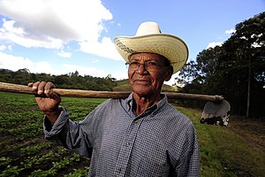 Farmer - Image: Farmer, Nicaragua