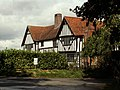 Farmhouse at Oldhouse Farm, Wakes Colne, Essex - geograph.org.uk - 227832.jpg