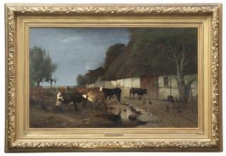 Farmstead in Skåne