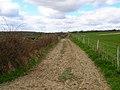 Farmtrack to Beaks Farm - geograph.org.uk - 151058.jpg