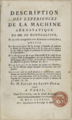 Faujas, Montgolfier - Description des expériences de la machine aérostatitique, 1783-1784.png