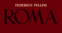 Description de l'image Federico Fellini - Roma.png.