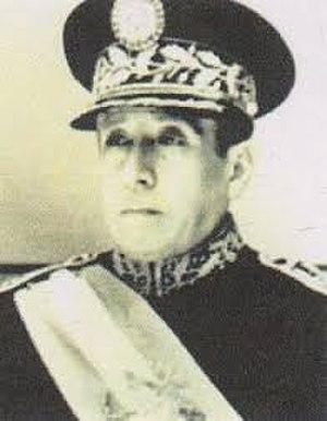 Juan Federico Ponce Vaides - Image: Federicoponcevaides