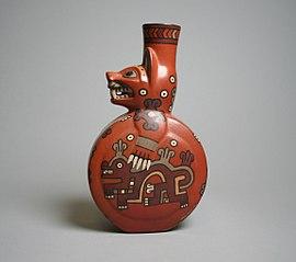 Feline Bottle
