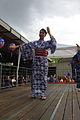 Femme dansant le Bon Odori 2.JPG