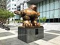 Fernando Botero's Bird statue in Singapore.jpg