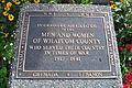 Ferndale, WA - Pioneer Park - Veterans plaque.jpg