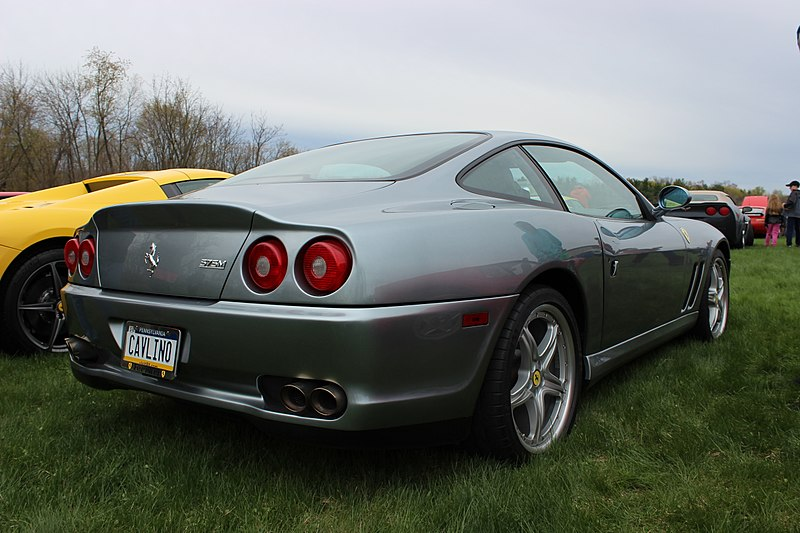 File:Ferrari 575M Maranello (16645442514).jpg