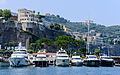 Ferry and yacht port of Sorrento - Campania - Italy - July 12th 2013 - 02.jpg