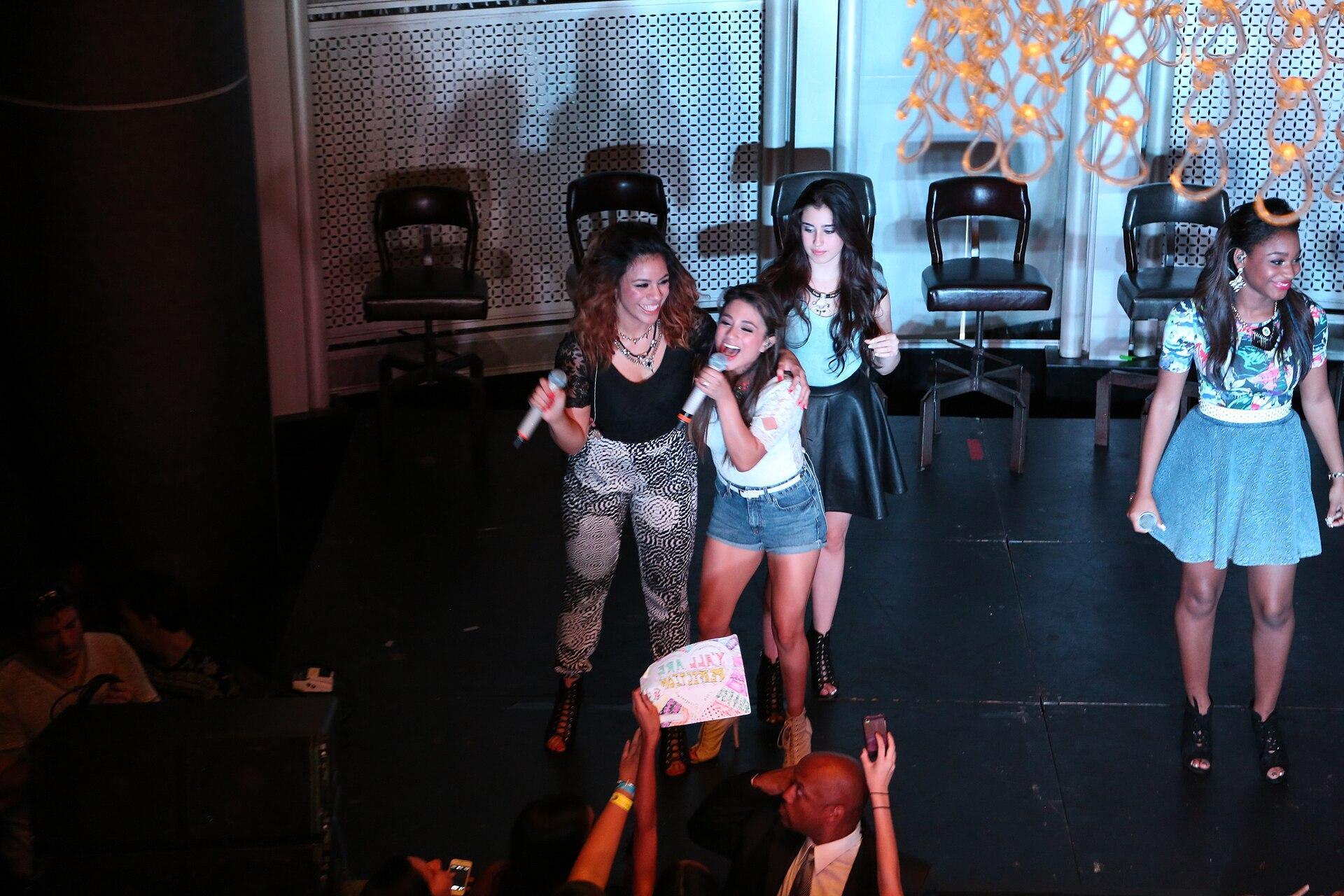 Camila cabello fifth harmony sexy dance - 2 part 5