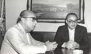João Figueiredo e Maluf.
