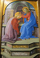 Filippo lippi, incoronazione marsuppini, post 1444, da pinacoteca vaticana, 02.JPG