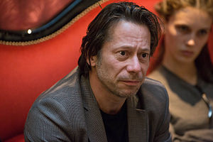 Mathieu Amalric - Amalric in 2015