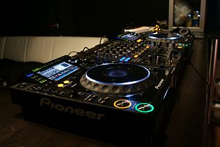 Pioneer DJ business enterprise
