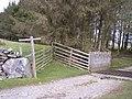 Finger Post at Ellerbeck - geograph.org.uk - 1241163.jpg