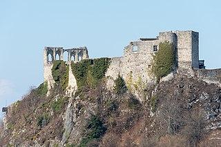 Burgruine Finkenstein castle ruin