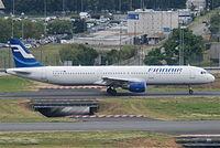 OH-LZF - A321 - Finnair