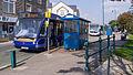 First Cymru 49306 on route X2 in Porthcawl (17743800572).jpg