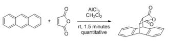 Lewis acid catalysis - The first Lewis acid-catalyzed Diels–Alder reaction