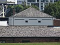 First building is the enlisted barracks, rear building is one of the Fort York's two strongpoints - its 'blockhouses', 2015 09 10.JPG - panoramio.jpg