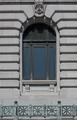 First floor window, Howard M. Metzenbaum U.S. Courthouse, Cleveland, Ohio LCCN2010719486.tif