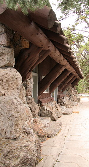 Herbert Maier - Fishing Bridge Museum at Yellowstone.