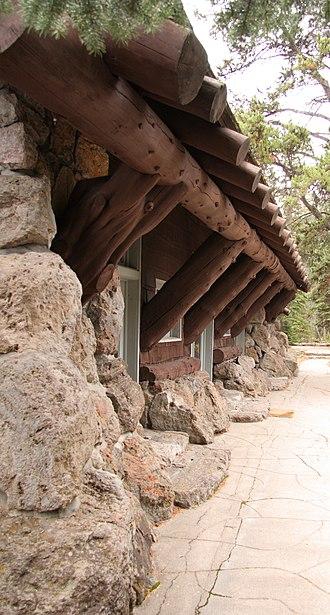 Herbert Maier - Fishing Bridge Museum at Yellowstone.