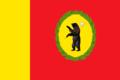 Flag of Bolsheselsky rayon (Yaroslavl oblast) (2009).png