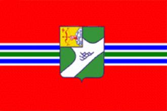 Kirovo-Chepetsk - Image: Flag of Kirovo Chepetsk (Kirov oblast)