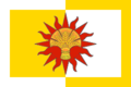 Flag of Novomalyclinskoe (Ulyanovsk oblast).png