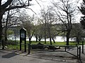 Fleet River Walk - Boating Pond (from Millfields Lane), Hampstead Heath.jpg