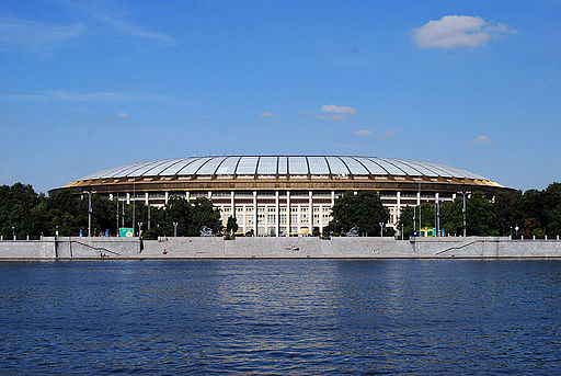 Flickr - BBM Explorer - Luzhniki Stadium, Moscow