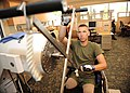 Flickr - Official U.S. Navy Imagery - Sgt. Joshua Elliott uses a Primus RS machine during physical therapy..jpg