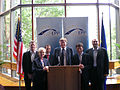 Flickr - europeanpeoplesparty - EPP Delegation in USA (2).jpg