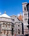 Florence - Duomo, Baptistry, and Campanile (2929197207).jpg